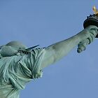 Statue of Liberty by DebWinfield