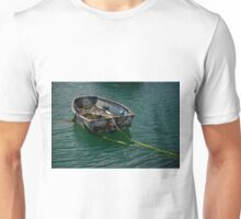 Old Dinghy, Penzance Harbour Unisex T-Shirt