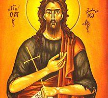 Saint John by SoniaGRIGO