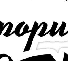 Unpopular OTP Sticker