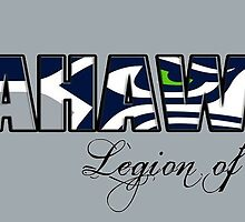 Seahawks - Legion of Boom by AbsoluteLegend