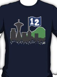 12th Man Skyline T-Shirt