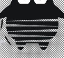 Digi-Fitties: Ninja-Training Sticker