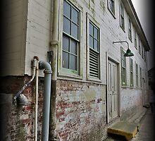 Alcatraz Building, San Fransisco by Chris Roberts
