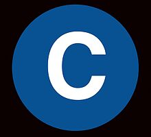 C Train Placard by axemangraphics