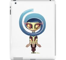 Your Cute Little Domestic Robot iPad Case/Skin