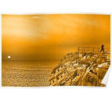 Golden Light Poster