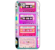 casettes retro iPhone Case/Skin