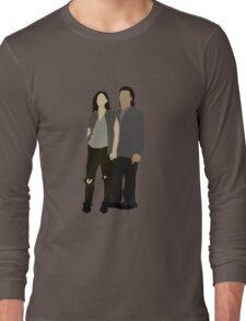 Tara and Eugene Long Sleeve T-Shirt