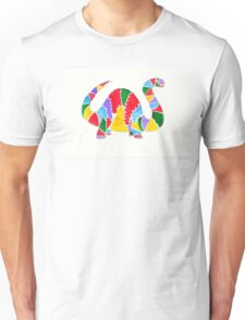 Jazzy Dinosaur Unisex T-Shirt
