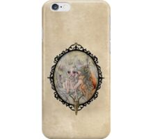 The Garden of Delights iPhone Case/Skin
