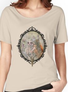 The Garden of Delights Women's Relaxed Fit T-Shirt