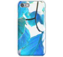 Leaves 4 iPhone Case/Skin