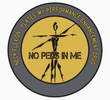 Neck Flexion - Plates - My Performance Enhancement Drug One Piece - Long Sleeve