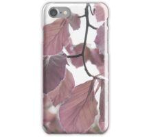 Leaves 7 iPhone Case/Skin
