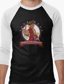 Some Places Men's Baseball ¾ T-Shirt