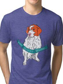 West Woods Revival -Tater  Tri-blend T-Shirt