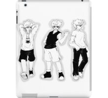killua iPad Case/Skin