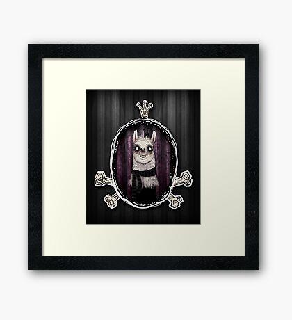 _ml Framed Print
