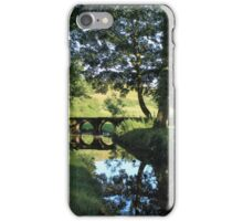 Bow Bridge Cumbria iPhone Case/Skin