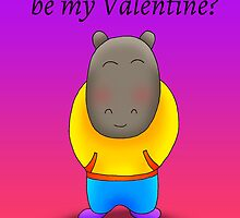 No.123 > Will you be my Valentine? (Boy) by hippoville