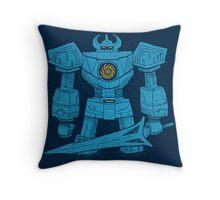 jaegerzord Throw Pillow
