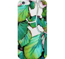 Leaves 11 iPhone Case/Skin