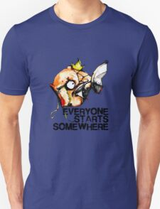 Magikarp Everyone Starts Somewhere T-Shirt
