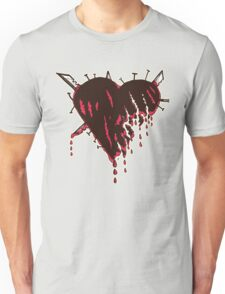 Emo Blood Heart Unisex T-Shirt