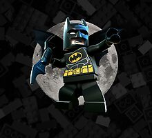 Batman Lego by markusian