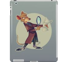 I believe in Basil!! iPad Case/Skin