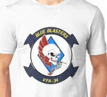 VFA-34 Blue  Patch Unisex T-Shirt