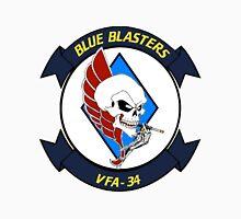 VFA-34 Blue  Patch Unisex T-Shirt