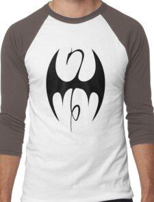 Iron Fist emblem Men's Baseball ¾ T-Shirt