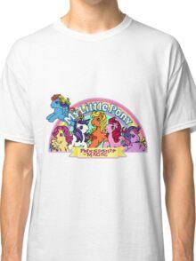 Vintage friendship is magic. Classic T-Shirt