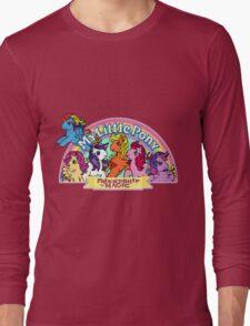 Vintage friendship is magic. Long Sleeve T-Shirt