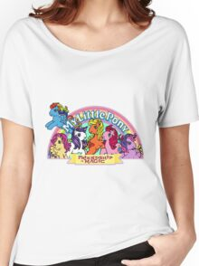 Vintage friendship is magic. Women's Relaxed Fit T-Shirt
