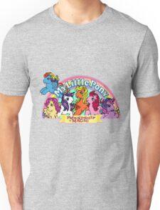 Vintage friendship is magic. Unisex T-Shirt
