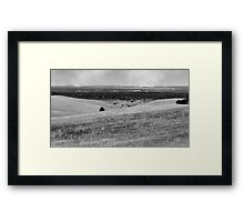 Uleybury, South Australia Framed Print
