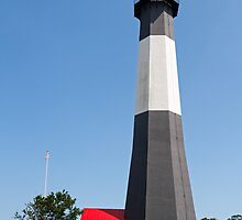 Tybee Island Lighthouse by Kenneth Keifer