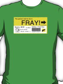 FRAY! Tag T-Shirt