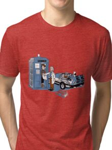 What's Up Doc ? (Choose your doc) Tri-blend T-Shirt