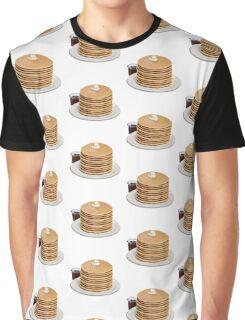 PANCAKE RAVE Graphic T-Shirt