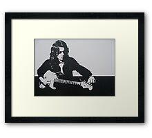 Ballyshannon Blues Framed Print