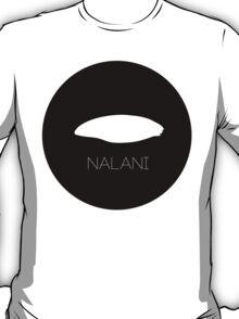 Nalani Orca Eyepatch T-Shirt Version 1 T-Shirt