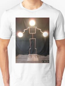 Lamp Man - FredPereiraStudios_Page_07 T-Shirt