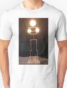 Lamp Man - FredPereiraStudios_Page_06 T-Shirt