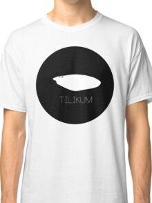 Tilikum Orca Eyepatch T-Shirt Version 1 Classic T-Shirt