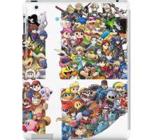 Super Smash Bros. 4 Ever + All DLC iPad Case/Skin