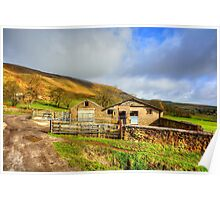 Pendle Hill Poster